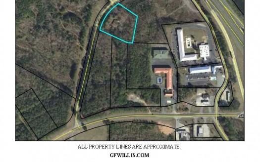 Aerial 2.713 Acres